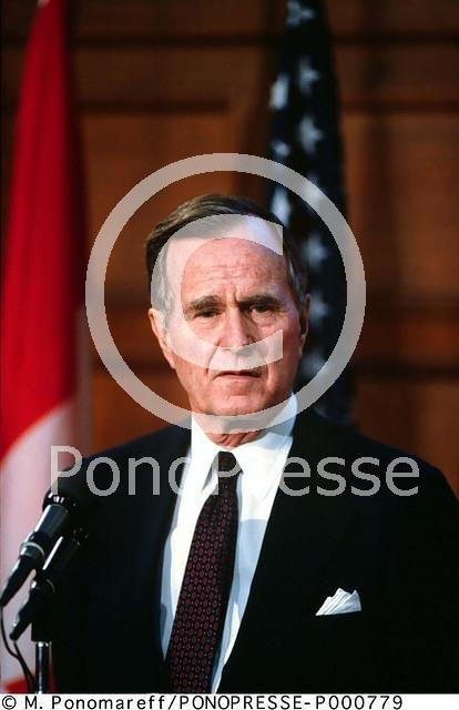 George Herbert Walker Bush
